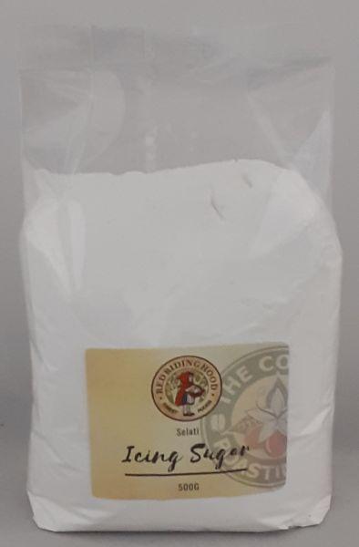 Icing Sugar - 500g - Selati