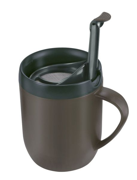Zyliss - Hot Brew Travel Mug Black