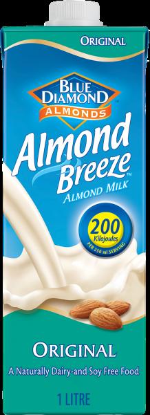 Vegan - Almond Breeze - Original - 1 Litre