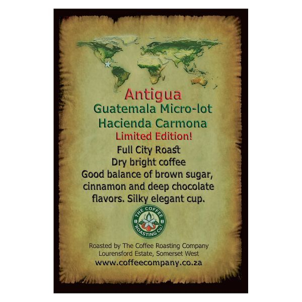 Guatemala - Antigua - Single Origin Green Beans