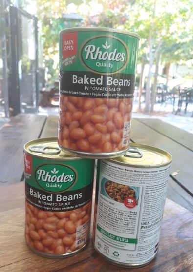 Baked Beans - 400g can