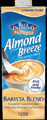 Vegan - Almond Breeze - Barista - 1 Litre