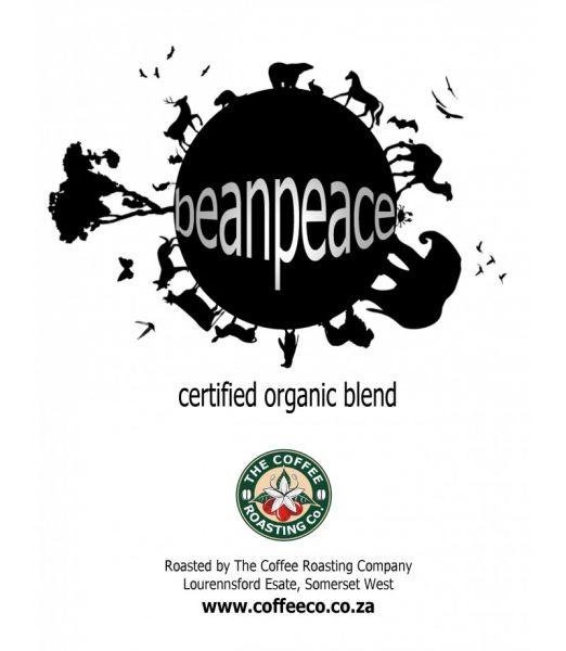 Beanpeace -100% Arabica Organic Blend