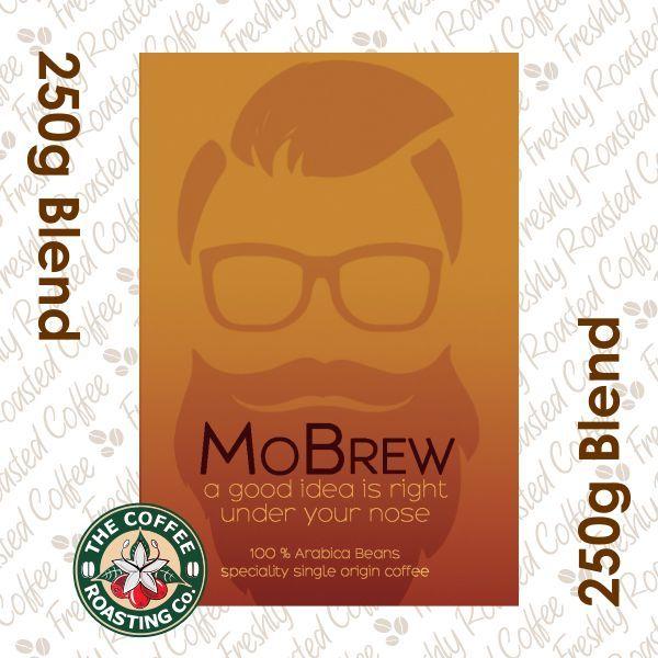 Mobrew Blend - 100% Arabica Coffee Blend - 250g