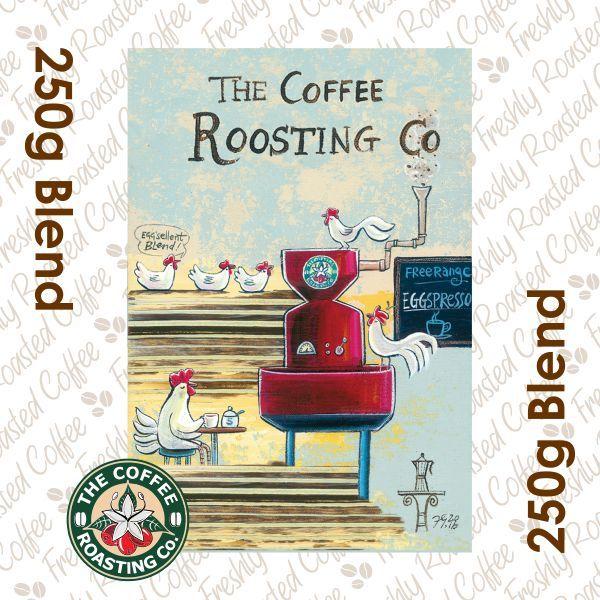 Roosting Blend - 100% Arabica Coffee Blend - 250g