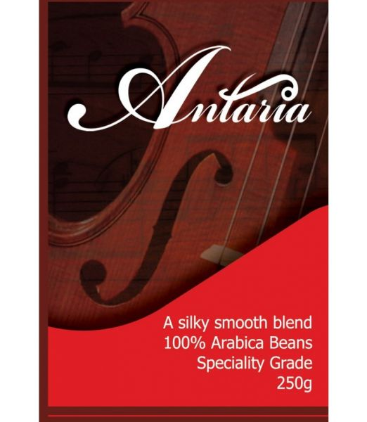 ANTARIA - 100% Arabica Coffee Blend