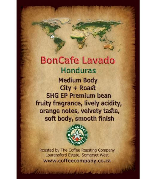Honduras - BonCafe Lavado - Single Origin Coffee