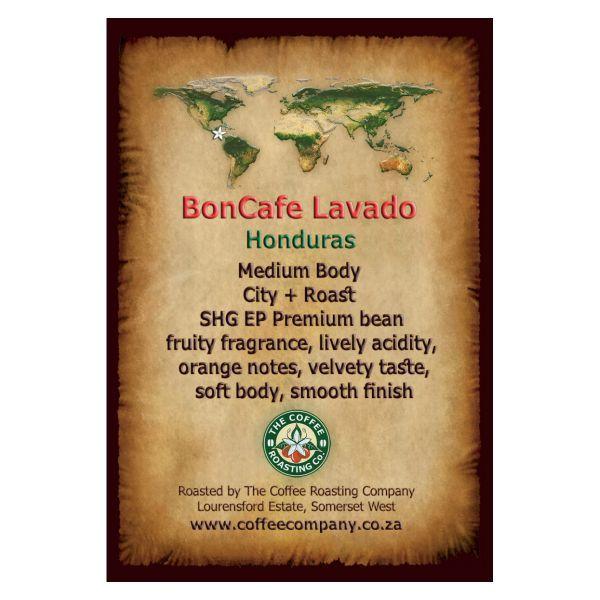 Honduras - Bon Cafe Lavado - BULK