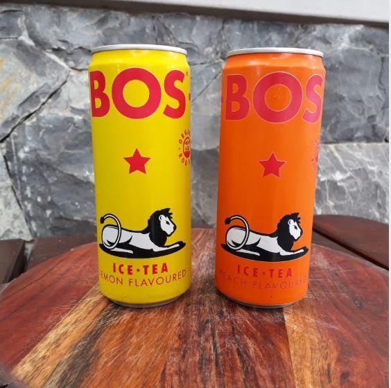 BOS Lemon Ice Tea - 330ml
