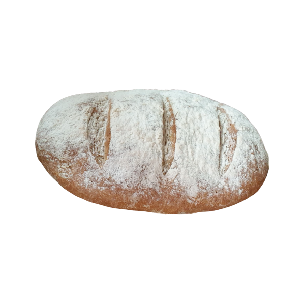 Bread - White Artisan - medium loaf