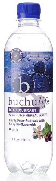 BuchuLife - Blackcurrant 500ml
