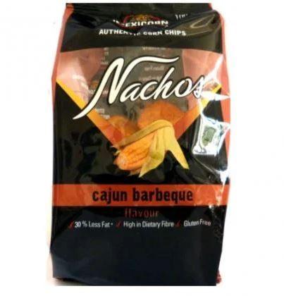 Nachos - Cajun BBQ - 100g Snack Pack