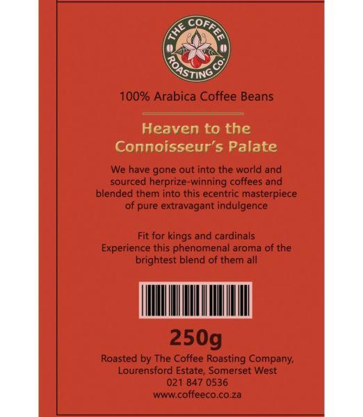 CARDINAL SINS - 100% Arabica Coffee Blend
