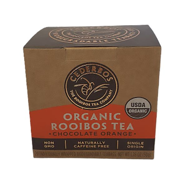 Tea - Cederbos Rooibos - Chocolate Orange