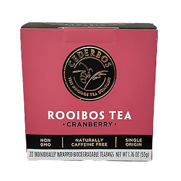 Tea - Cederbos Rooibos - Cranberry