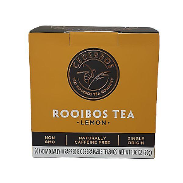Tea - Cederbos Rooibos - Lemon