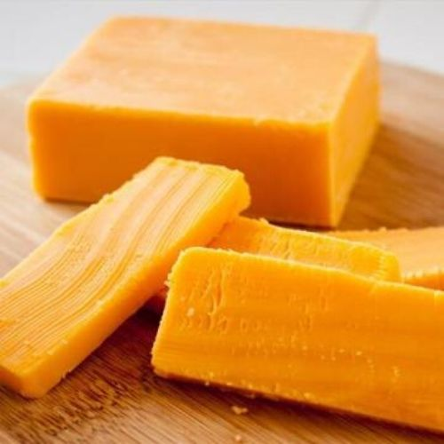 Yellow Cheddar Cheese - 500g grated