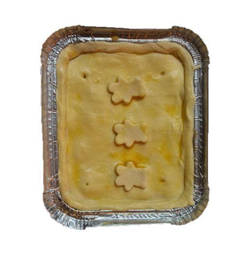 Frozen Meal: Chicken, Ham & Mushroom Pie