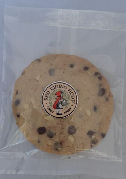 Choc Chip Cookie Red Riding Hood Deli