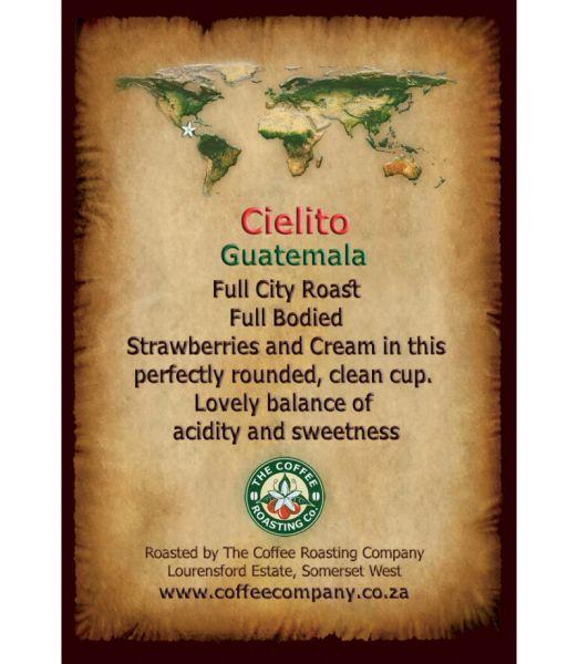 Guatemala - Cielito - Single Origin Coffee