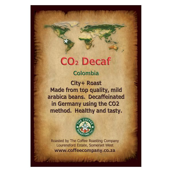 Colombia - CO2 Decaf - BULK