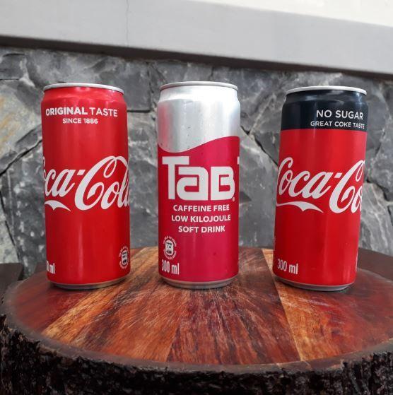 Coke Zero - 300ml can