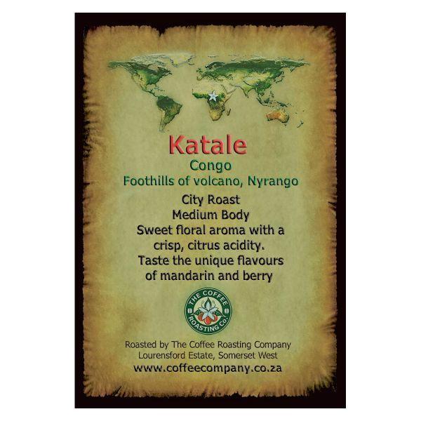 Congo - Katale - Single Origin Green Beans