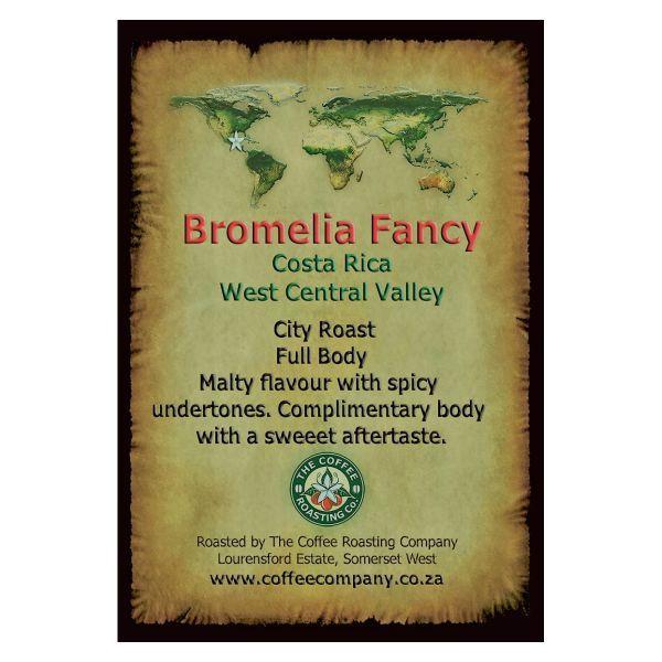 Costa Rica - Bromelia Fancy - Single Origin Green Beans - 1kg