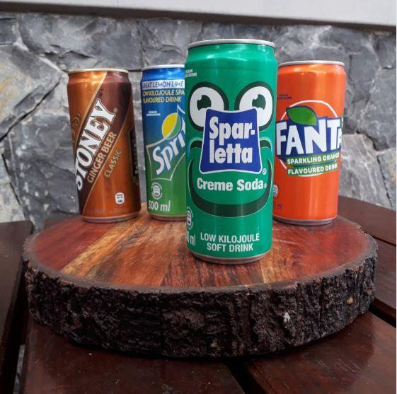 Cream Soda - 300ml can
