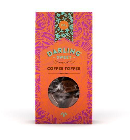 Darling Coffee Toffee 150g