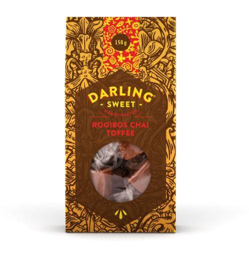 Darling Rooibos Chai Toffee 150g