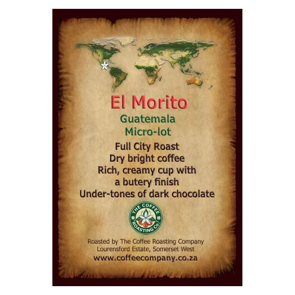 Guatemala - Finca El Morito - 1kg