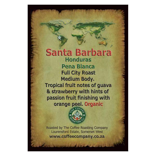 Honduras - Santa Barbara - Organic - Single Origin Green Beans
