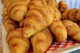 Butter Croissant - Freshly baked