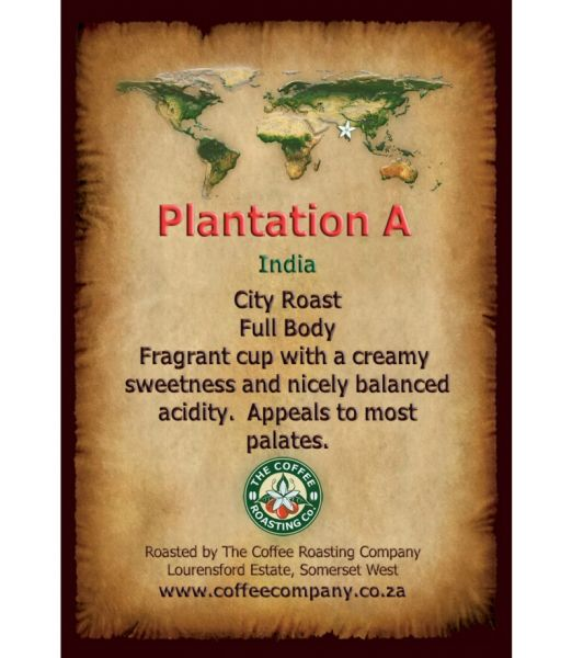 India - Plantation A - Single Origin Coffee