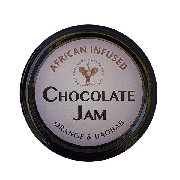Chocolate Jam - Orange & Baobab