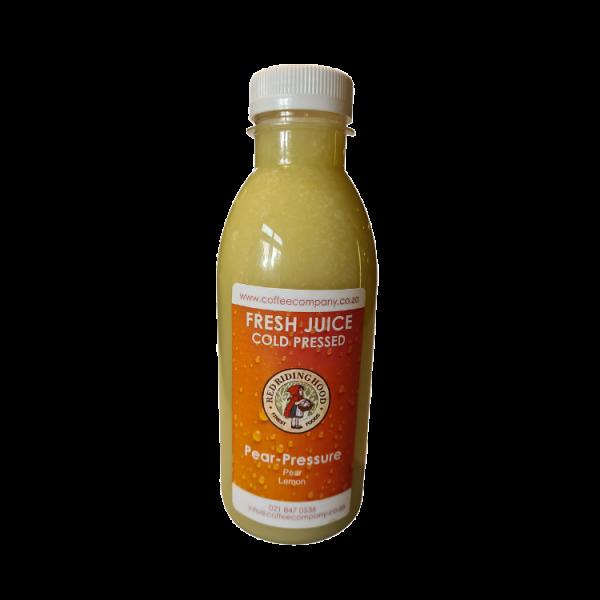 Juice - Pear Pressure - 500ml