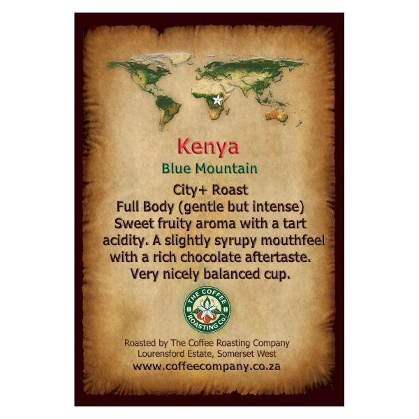 Kenya - Blue Mountain - 1kg