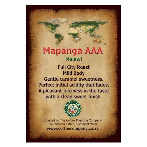 Malawi - Mapanga AAA - 250g