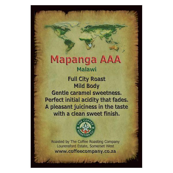 Malawi - Mapnaga AAA - Green Beans