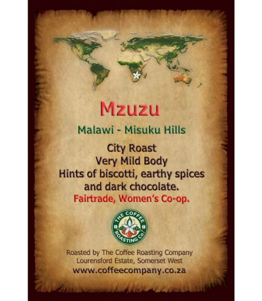 Malawi - Mzusu - Single Origin Coffee