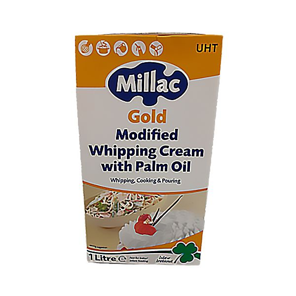 Millac Gold Whipping Cream - 1L