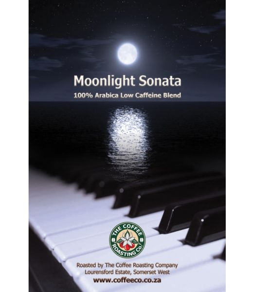MOONLIGHT SONATA -100% Arabica Coffee Blend