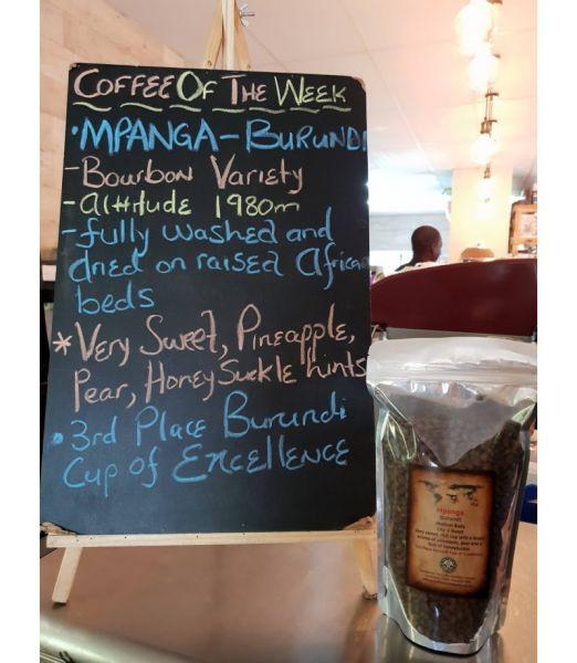 Burundi - Mpanga - Single Origin Coffee
