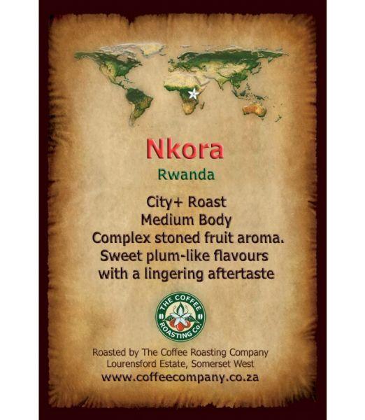 Rwanda - Nkora - Micro Lot - Single Origin Coffee