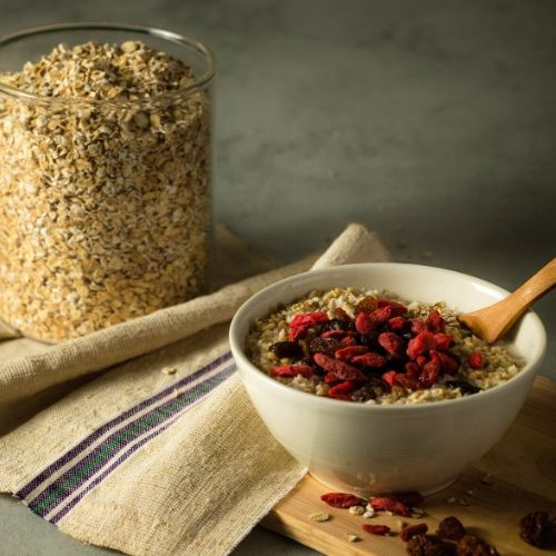 Pantry Goods - Rolled Oats - 1kg