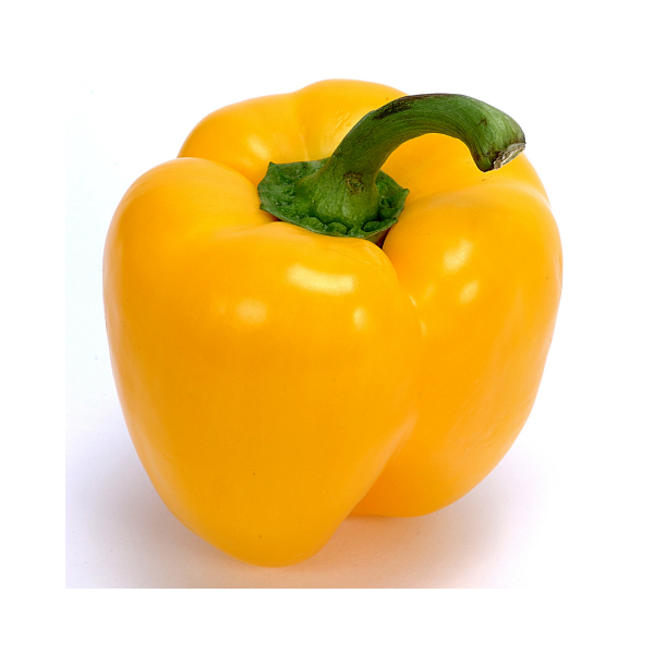 Yellow peppers