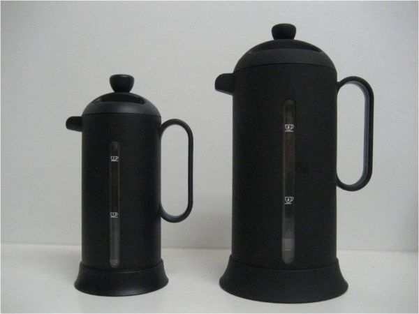 Plunger - Thermal Black 1 Litre