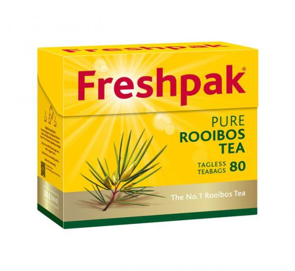 Freshpak Pure Rooibos Tea - 80 bags