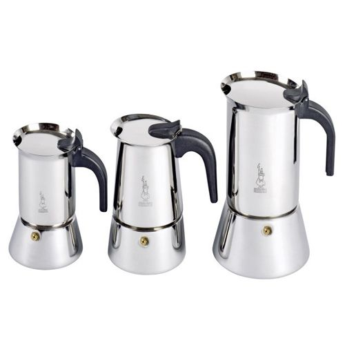 Stove Top - Bialetti Venus Stainless Steel 4-cup